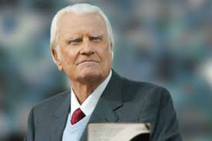 Disappointment Becomes Joy By Billy Graham • July 15