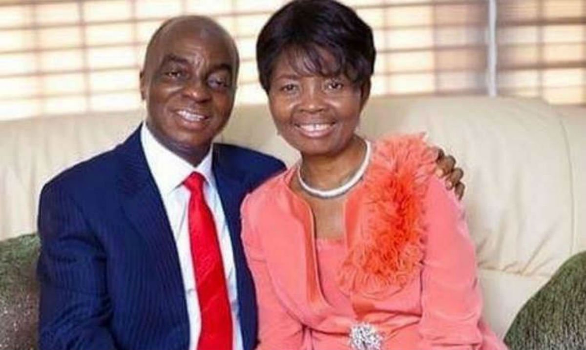 No Longer Two But One (Part 4) By Pastor Faith Oyedepo