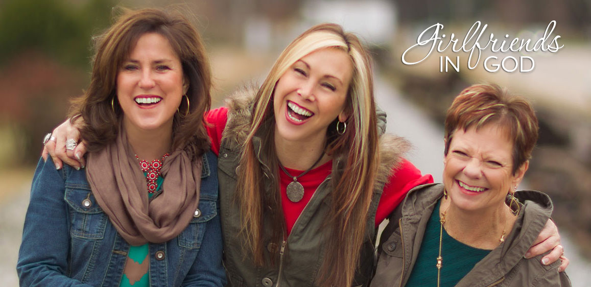 Girlfriends in God – Believing and Receiving  Melissa Spoelstra