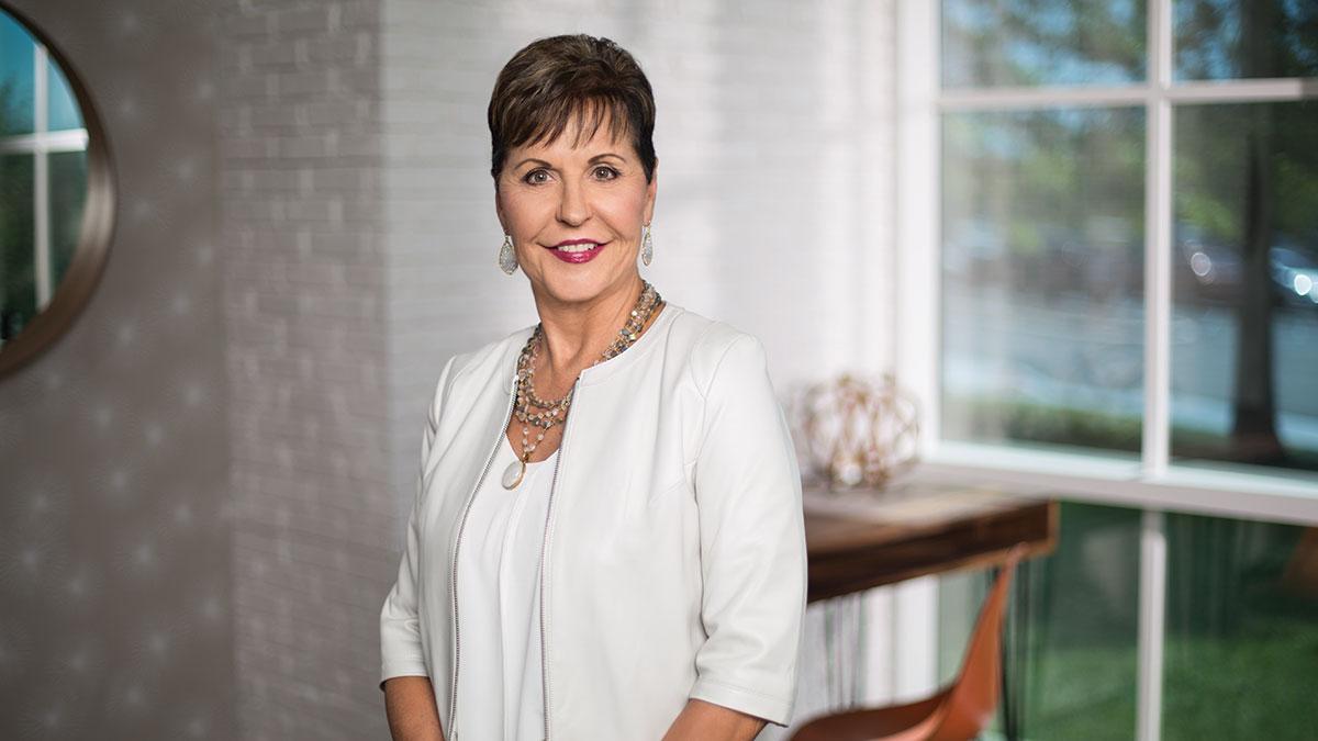 Joyce Meyer Devotional  APRIL 26, 2019  One Good Choice After Another  – by Joyce Meyer