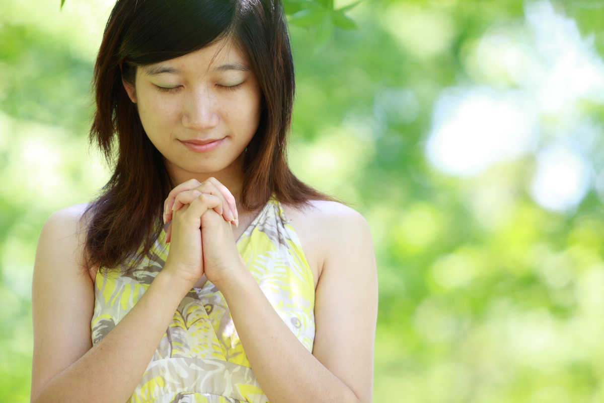 A Prayer for the Teachers, Mamas, and Anyone Who Wants to Give Up – Your Daily Prayer
