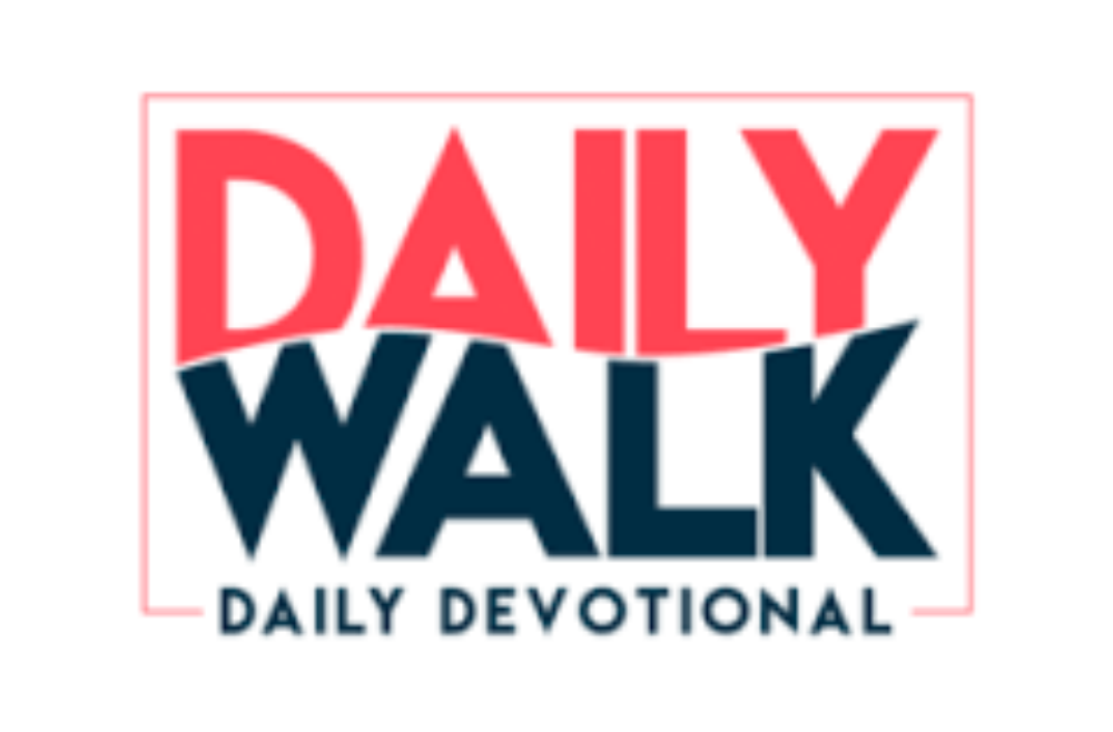 Chuck Musselwhite  Full of Jesus I Daily Walk Devotion