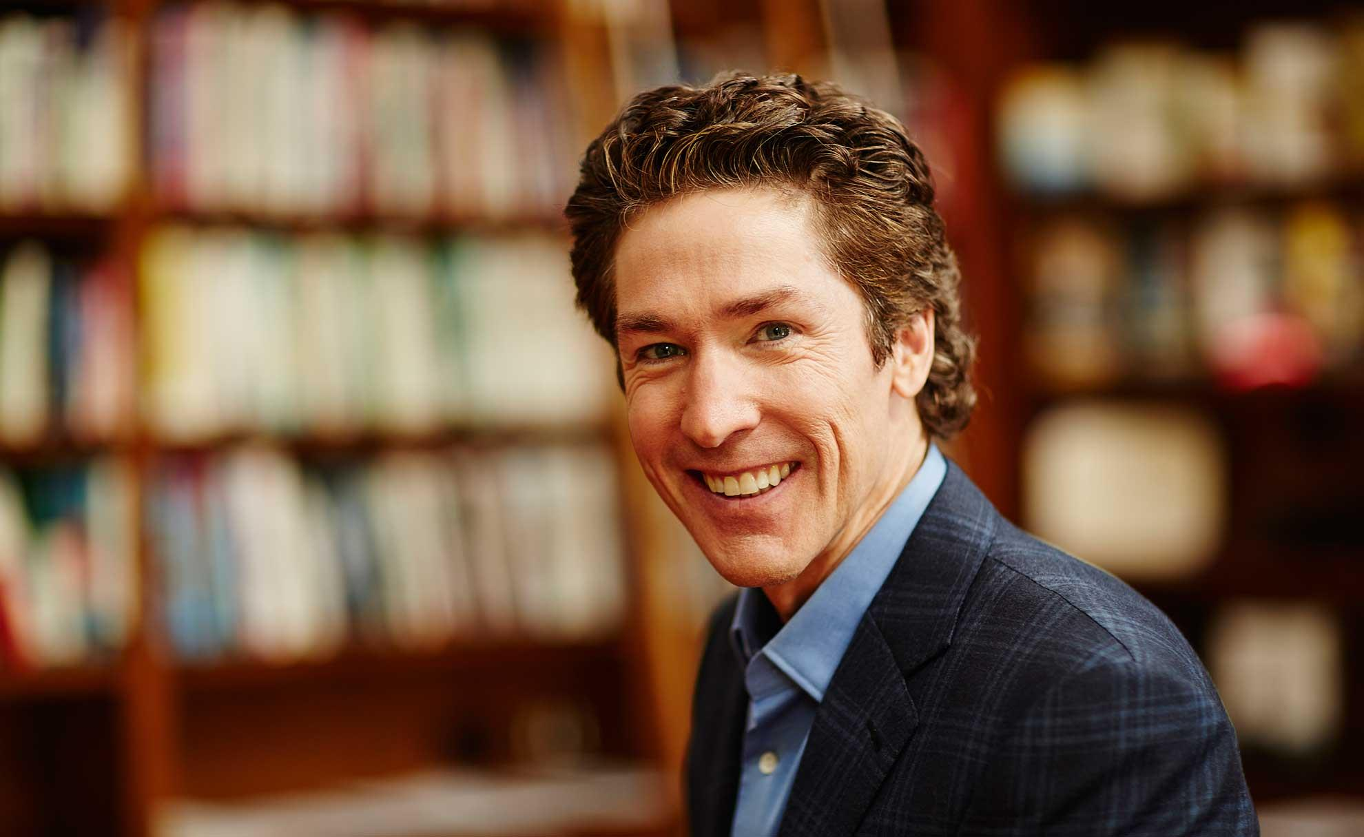 Joel Osteen Ministries Today's Word with Joel and Victoria