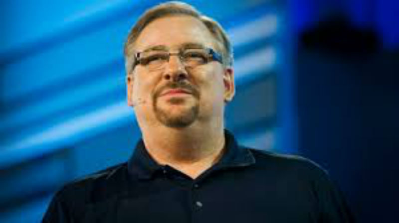 The World Does Not Revolve around You  BY RICK WARREN — MAY 19, 2019