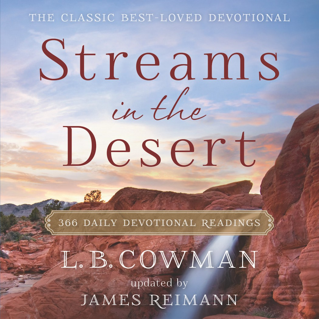 The Anticipated Stamp Album – Streams in the Desert – February